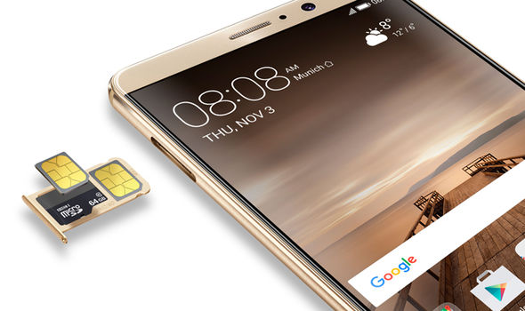 SIMカード入れ替え+APN設定